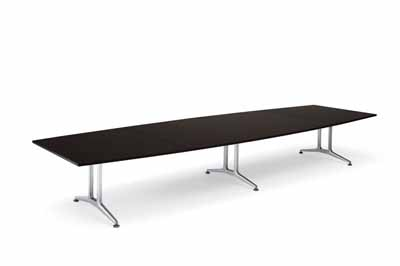 Economy rakuten global market conference table wt 200 series boat conference table wt 200 series boat type poking board topped with wiring 6400 mm width x depth 1500 height 720 mm keyboard keysfo Images