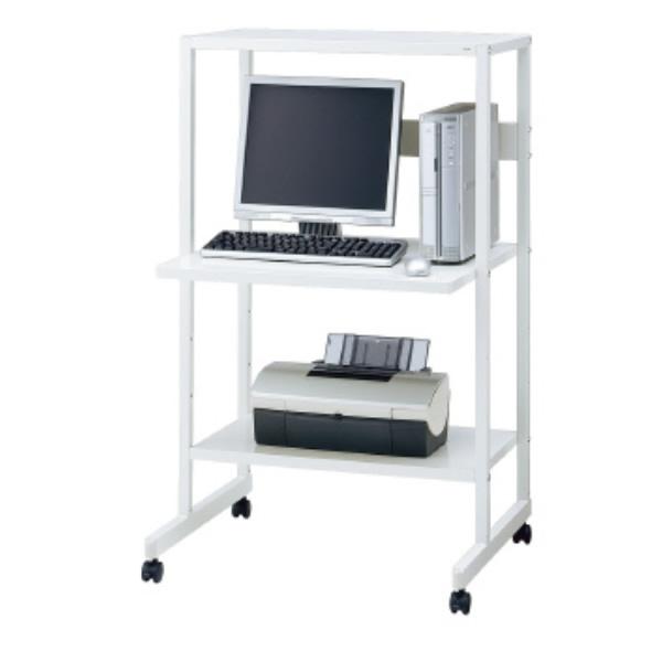パソコンラック PC-FYシリーズ 幅700×奥行き620×高さ1225mm (16435)【PC-FY1207】