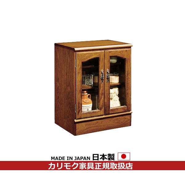 カリモク リビングボード/コロニアル キャビネット 幅595mm【QC1915NK】