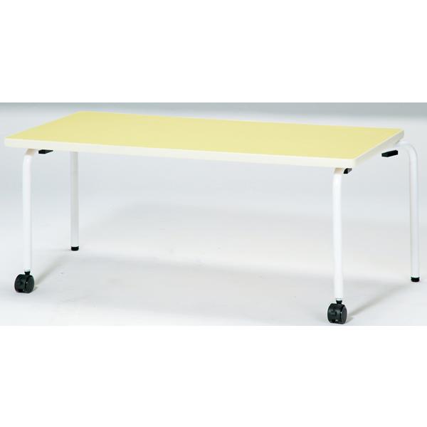 キッズテーブル(角形) 幅1200mm×奥行600mm×高さ510mm【JR-1260】