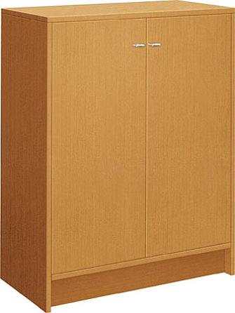 コクヨ 役員室用家具 マネージメント70シリーズ 両開き扉キャビネット【MG-7BHNN】