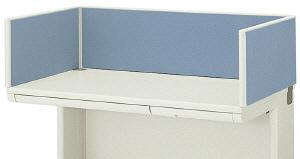 LINX・リンクスシリーズ LX-2・エルエックスツー デスクトップパネル 幅600mm (622128)【L2-063P】