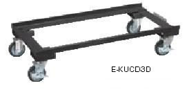 サカエ キャスターベース 均等耐荷重:400kg【E-KUCD3D】