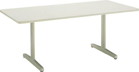 コクヨ 会議 ミーティング用テーブル MT-150シリーズ T字脚 幅1200mm【MT-T152NN】