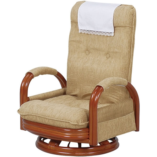ギア回転座椅子ハイバック RZ-972-Hi【HA-101134700】