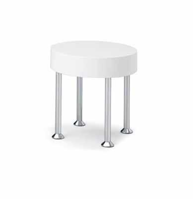 コクヨ イートイン シリーズ ソファー サイドテーブル 突板天板  幅450×奥行き450×高さ450mm【CN-M870T3】