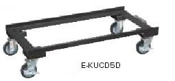 サカエ キャスターベース 均等耐荷重:400kg【E-KUCD5D】