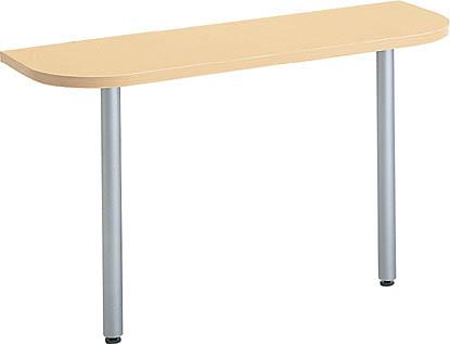 コクヨ オフィスデスク・フレスコ ミーティング用サイドテーブル  幅400×奥行き1165【SD-FRS412P81P1MN】
