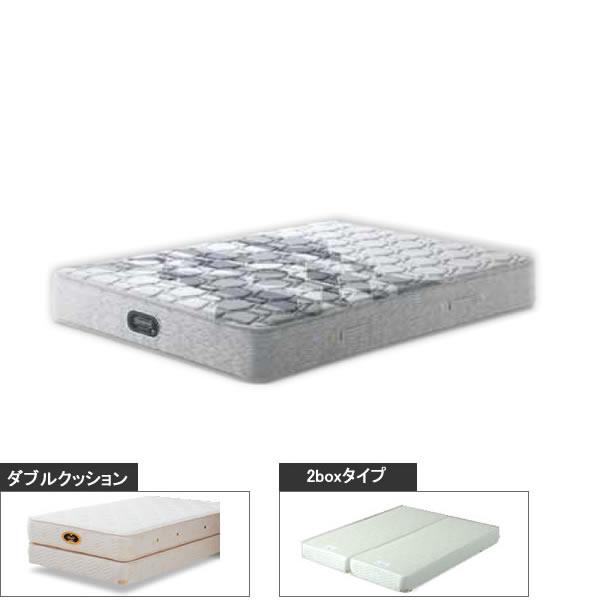 シモンズ マットレス ダブルクッション/エクストラハード クイーンサイズ2box【SIM-DC-EHP-Q2BOX】
