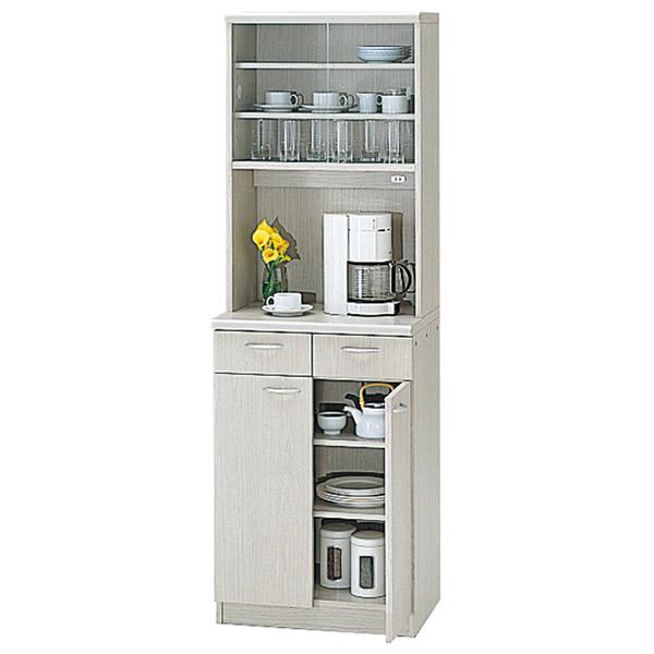 リフレッシュ 食堂エリア ビジネスキッチンNA-2シリーズ オープンタイプ 幅600mm (616257)【NA-S600N】