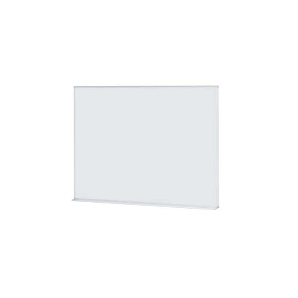 ホワイトボード 板面スチールホワイトタイプ 吊掛黒板 幅1196mm 【BBE912】