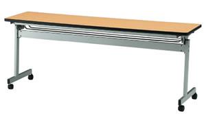会議テーブル FHKシリーズ パネル無 幅1500×奥行き600×高さ700mm 6色対応【FHK-1560】