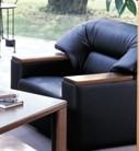RS-H202 合成皮革タイプ 小椅子 (69723)【RS-H2021L】