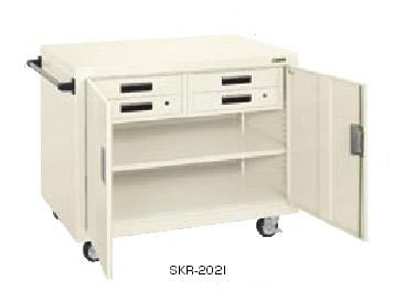 サカエ ジャンボワゴン 均等耐荷重:300kg【SKR-202】