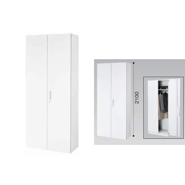 【最大3年保証】コクヨ エディア 収納システム 高さ2100mmタイプ 下置き ロッカー 幅900×奥行き450mm【BWU-R89NN】