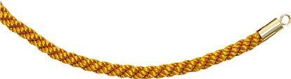 コクヨ パーティションスタンド用 ロープ レーヨン φ20mm ゴールド【GB-PR2GNN】