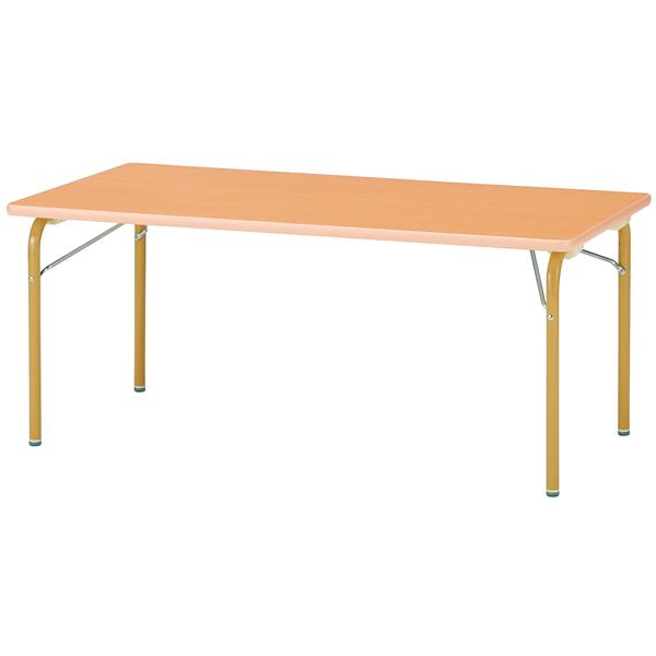 キッズテーブル(角形) 幅1200mm×奥行750mm×高さ510mm【JRK-1275H】