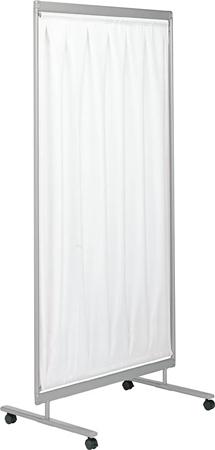 外来 診察室 クロススクリーン 1連タイプ 幅900×高さ1860mm【SN-CH631】