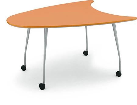コクヨ 会議 ミーティング用テーブル パプリカ 矢形テーブル【MT-302CN】