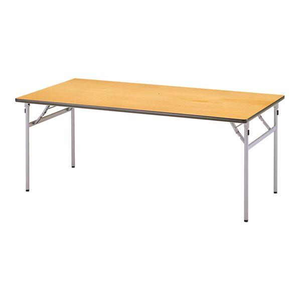 レセプションテーブル S-1860 幅1800×奥行き600×高さ700mm ※受注生産品【1-385-0116】