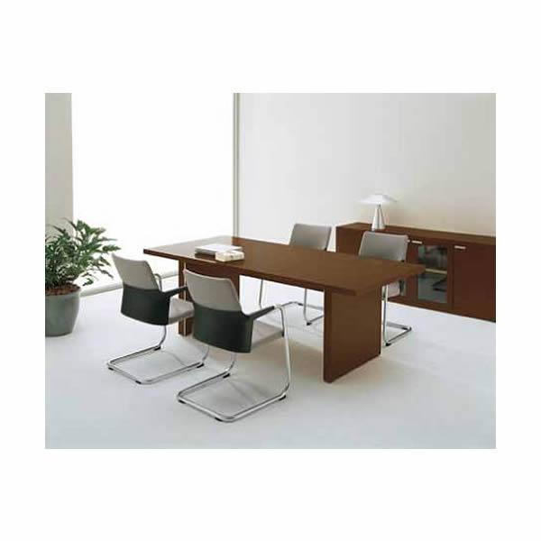 コクヨ 役員室用家具 マネージメントN650シリーズ 会議テーブル【MG-N65MT211N】