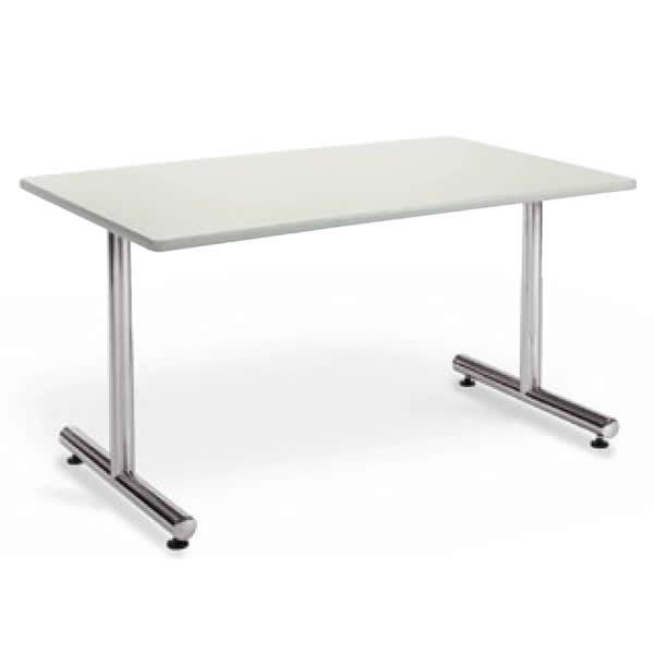 ミーティングテーブル・会議テーブル【幅1500×奥行き750mm】【MT-1575K-M3】