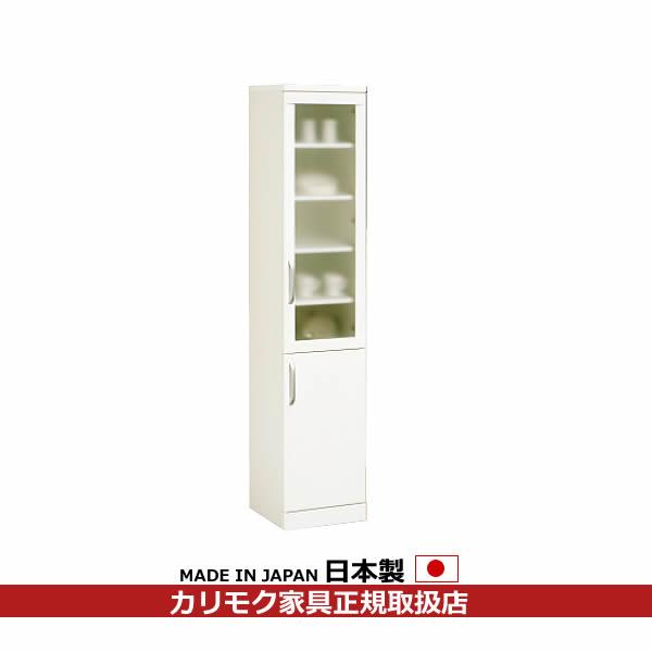 カリモク 食器棚・ダイニングボード/食器棚 幅384mm(EA83BBHH・EA83BCHH)【EA83※※※※】