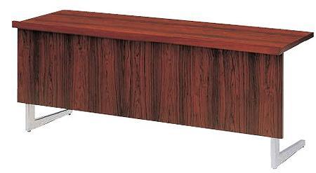 会議用テーブル KKT型  直線 連結用中間タイプ 幅1200×奥行き600mm【KKT12PM-R】