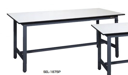 サカエ SEL 軽量作業台  均等耐荷重:250kg【SEL-1860P】