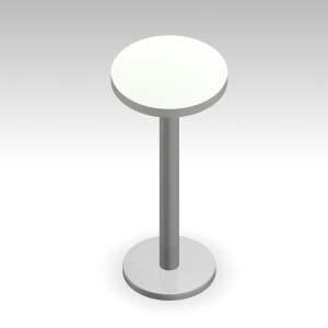 TYPE-L DESK デスク 丸テーブル045【XL-045C】