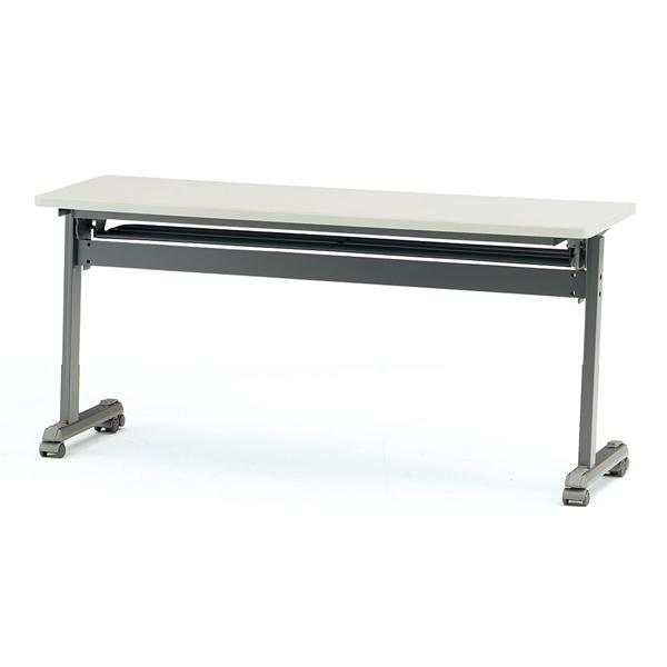 フォールディングテーブル(ストレートパネル無) 幅1500mm×奥行600mm×高さ700mm【MOG-1560】
