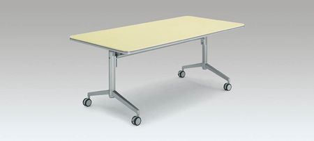 コクヨ 会議 ミーティング用テーブル アットラボ フラップテーブル 高さ720mm 角形【MT-K204NN】