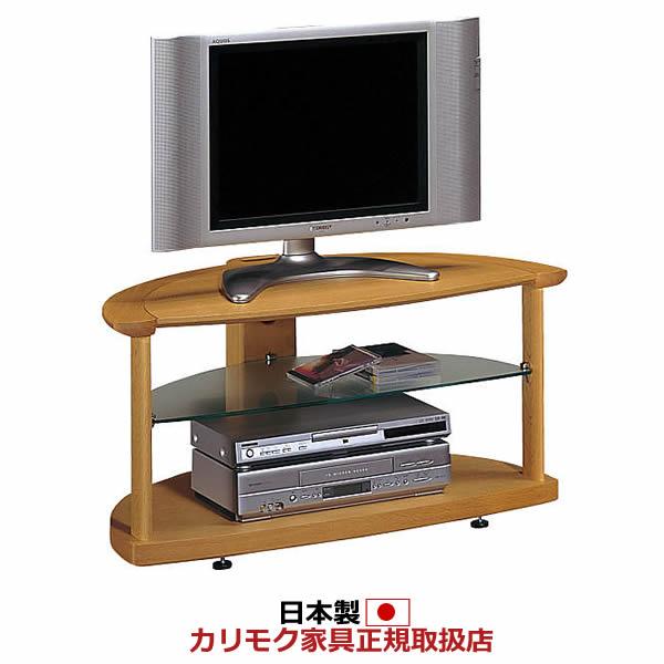 カリモク テレビボード/TVボード (キャスター付き) 幅919mm【QU3305】