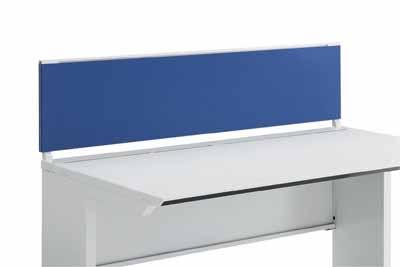 コクヨ iSデスクシステム デスクトップパネル フロントタイプ 幅1600×高さ350mm【SDV-IS163N】