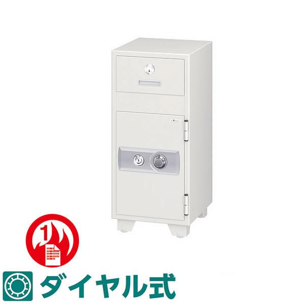 PSシリーズ 投入式耐火金庫 ダイヤル式 19.5リットル【PS-20】