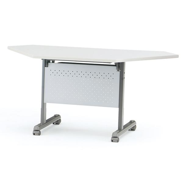 フォールディングテーブル(コーナーパネル無) 幅1325mm×奥行450mm×高さ700mm【MOG-45】