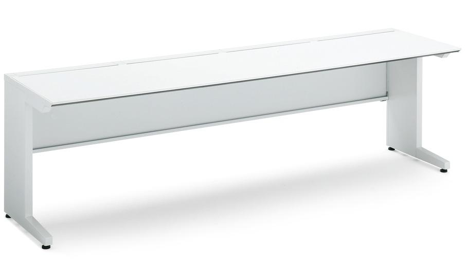 【最大3年保証】コクヨ iSデスクシステム スタンダードテーブル(センター引き出しなしタイプ) 幅1600×奥行700×高さ720mm【SD-ISN167LS】