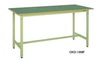 サカエ CKD 軽量作業台 均等耐荷重:300kg【CKD-189F】