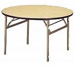 宴会テーブル 円卓 直径1500mm 【国産】【ET-1500R】