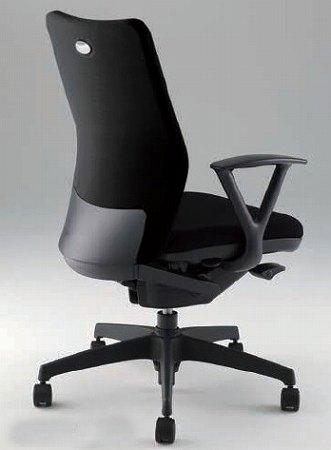 オフィスチェア シェルモ shellmo 事務用チェアーWE型 肘付 【WE513F】