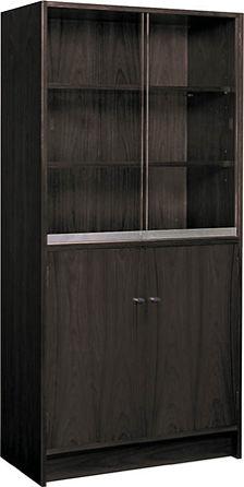 コクヨ 役員室用家具 マネージメント70シリーズ 両開き書棚 上段扉全面ガラスタイプ【MG-7GNN】