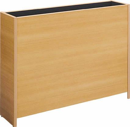 コクヨ プラントボックス(400シリーズ) ボックスタイプ幅1200mm×高さ700mm【PX-B440N5】