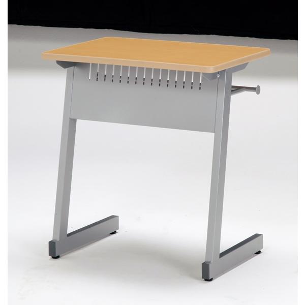 研修・講義用テーブル 幅650mm×奥行450mm×高さ700mm【SKB-6545P】