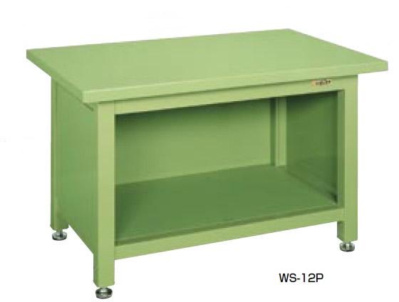 サカエ W 超重量作業台 均等耐荷重:3000kg【WS-12P】