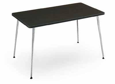 コクヨ イートイン シリーズ テーブル リフレッシュテーブル 4本脚 高さ700mmタイプ 天板寸法 幅1800×奥行き800mm メラミン化粧板 塗装脚【LT-342】