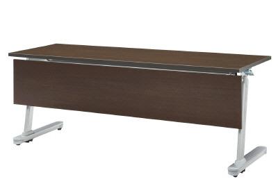 会議テーブル MF-J 幕板付 幅1800×奥行き450×高さ700mm【MF-J615M】
