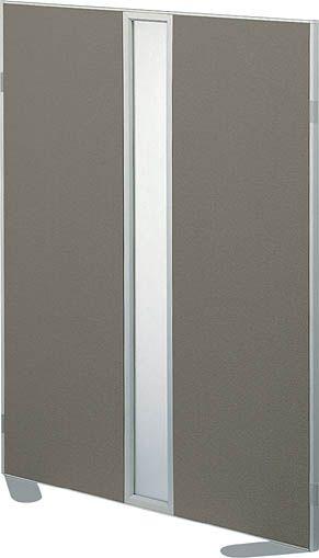 コクヨ ホームパーティション(窓付き)(クロス張りタイプ) 幅900×高さ1200mm【HD-MS15K】
