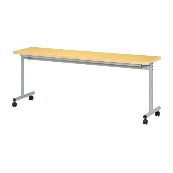跳ね上げ式会議テーブル 幅1500×奥行450mm 【国産】【SHM-1545】