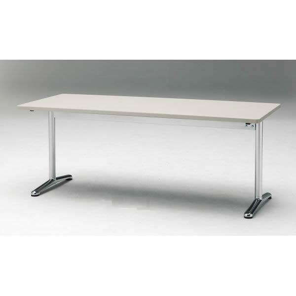 ミーティングテーブル ATTシリーズ 角型 幅1800×奥行き750mm 5色対応【ATT-1875S】