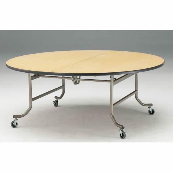 宴会用テーブル・レセプションテーブル FRNシリーズ 丸型 φ1500×高さ700mm【FRN-150R】